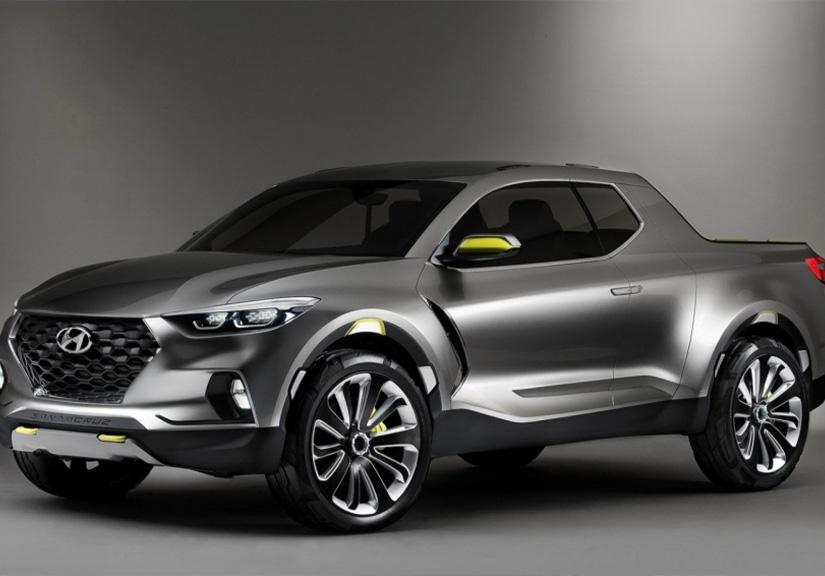 Hyundai sắp ra mắt bán tải cực đẹp, thách thức Ford Ranger