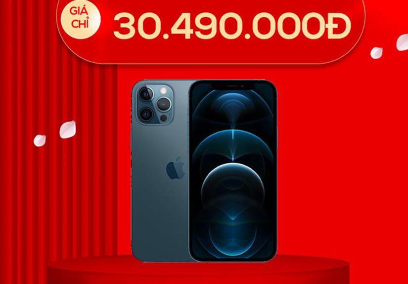 iPhone 12 Pro Max và iPhone Xs giảm sâu đến 4 triệu tại XTmobile