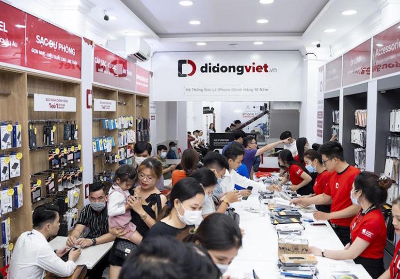 iPhone 12 VN/A đồng loạt giảm giá mạnh dịp cận Tết