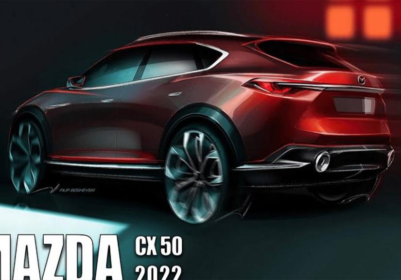 Mazda CX-5 thế hệ mới lộ thiết kế hoàn hảo khó tin