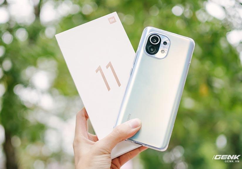 """Mua Xiaomi Mi 11 tại VN, người dùng buộc phải """"bảo vệ môi trường"""""""
