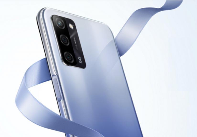 OPPO A55 5G ra mắt: Dimensity 700, pin 5.000mAh, giá 5.5 triệu