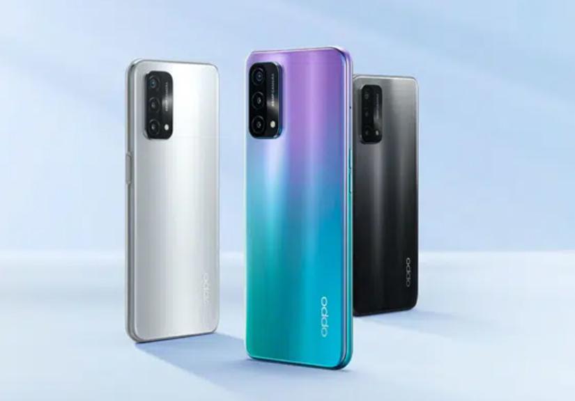 OPPO A93 5G ra mắt: Snapdragon 480, màn hình 90Hz, 3 camera 48MP, giá 7.1 triệu đồng