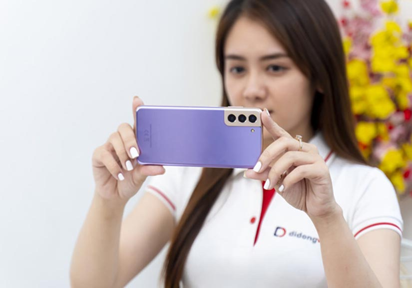 Samsung Galaxy S21 Plus, S21 Ultra 5G lần đầu giảm sâu đến 6 triệu đồng dịp cuối năm