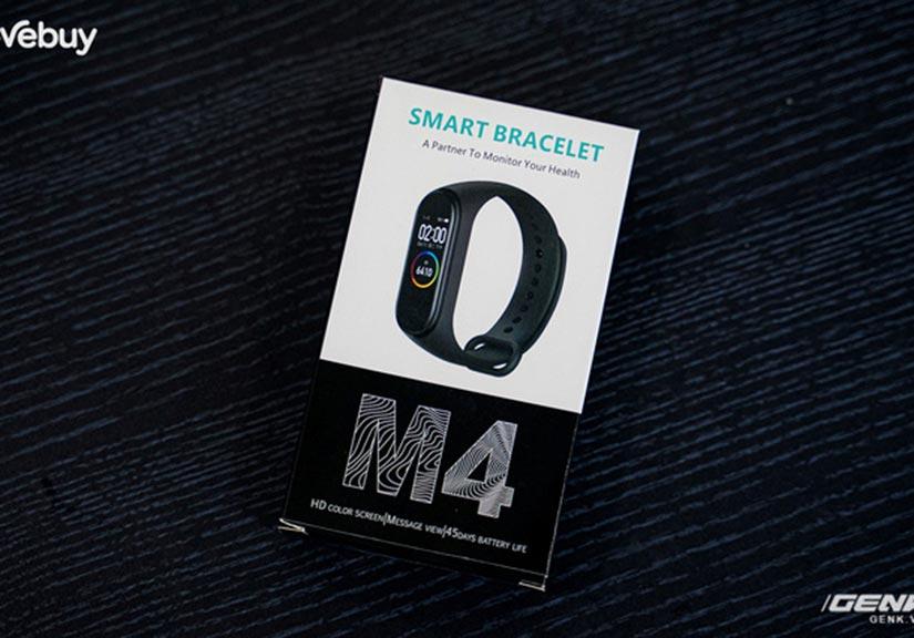 Săn sale chỉ 99k cho chiếc smartband 'nhái bén' Xiaomi Mi Band 4 và cái kết đắng
