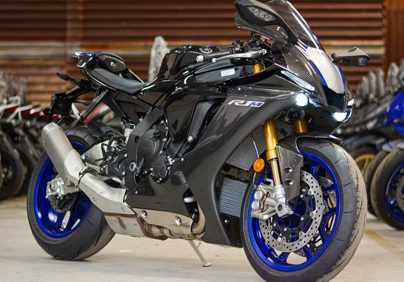 Siêu phẩm côn tay của Yamaha vừa về Việt Nam: Thiết kế siêu đỉnh, sức mạnh thổi bay Honda Winner X