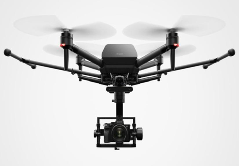 Sony công bố thiết kế và ngày bán ra chiếc drone đầu tay Airpeak