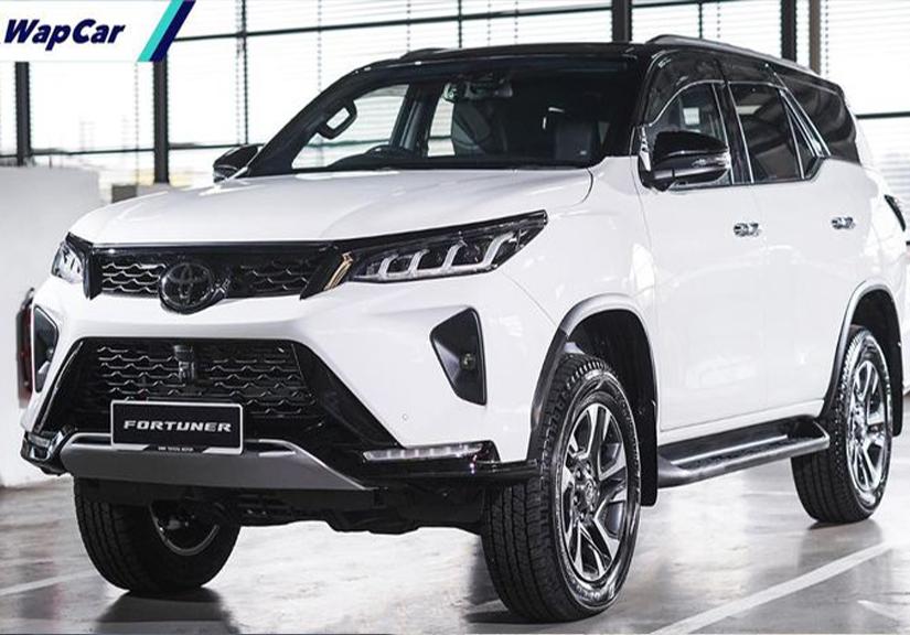Toyota Fortuner thế hệ tiếp theo sẽ có động cơ hybrid, công nghệ tiên tiến và an toàn hơn