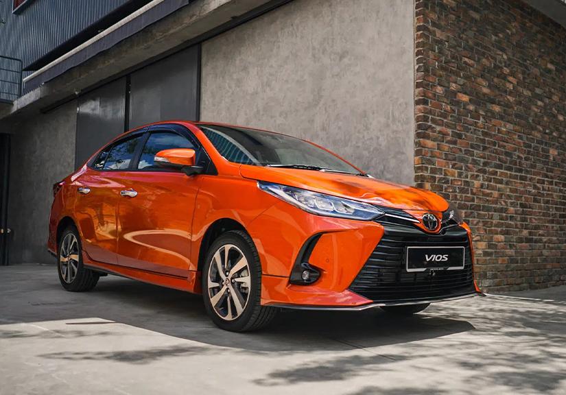 Toyota Vios 2021 chốt ngày ra mắt khách Việt, sở hữu loạt thay đổi