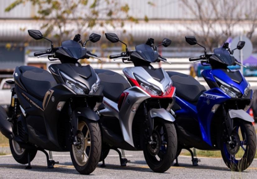 Yamaha Aerox 155 hoàn toàn mới: Xe ga thể thao giá tầm thấp, đốn tim phái mạnh