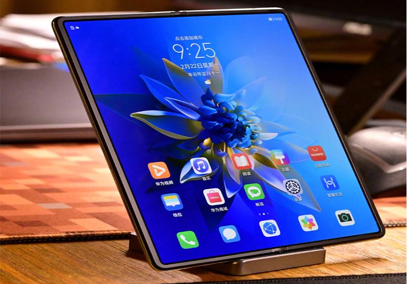 Cận cảnh Huawei Mate X2: Đối thủ xứng tầm của Galaxy Z Fold2