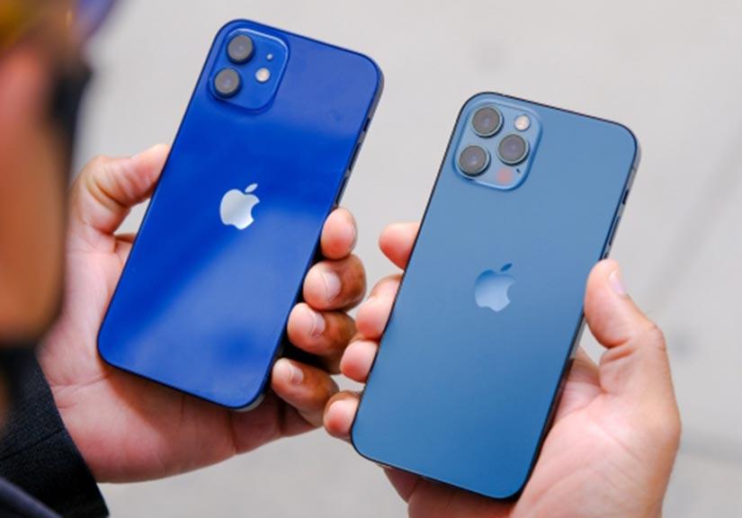 Cận Tết, giá iPhone 12 lại được giảm sâu