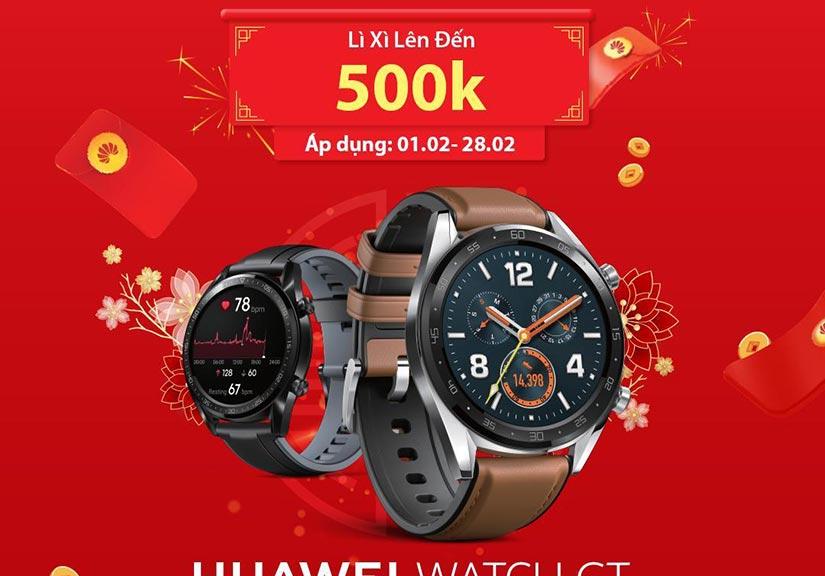 Huawei chào đón Tết Tân Sửu 2021 với nhiều ưu đãi hấp dẫn