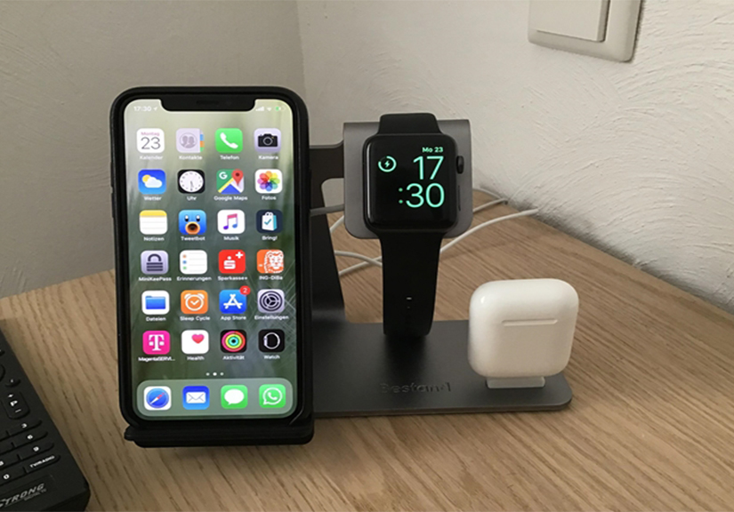 Sạc không dây cho smartphone, nó có tốt hơn sạc có dây hay không?