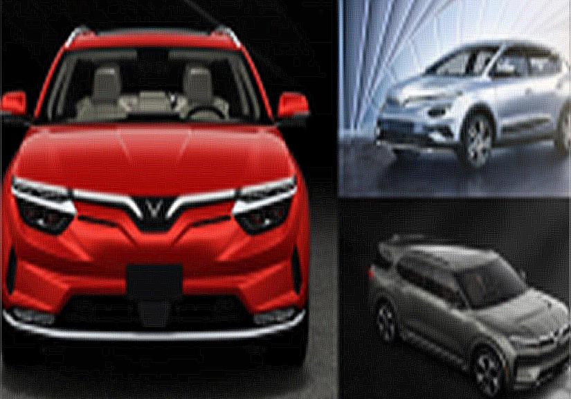 Vinfast VF31 - VF32 - VF33 là 3 mẫu xe SUV điện sắp ra mắt