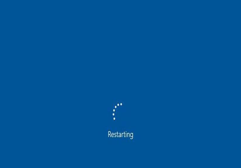 Khắc phục lỗi máy tính restart liên tục, tự động tắt nguồn