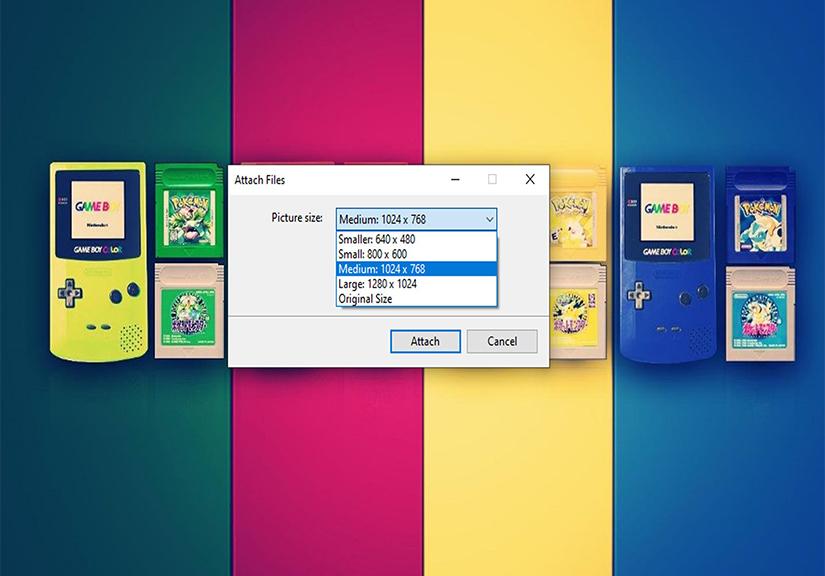 Cách resize ảnh hàng loạt trên Windows 10