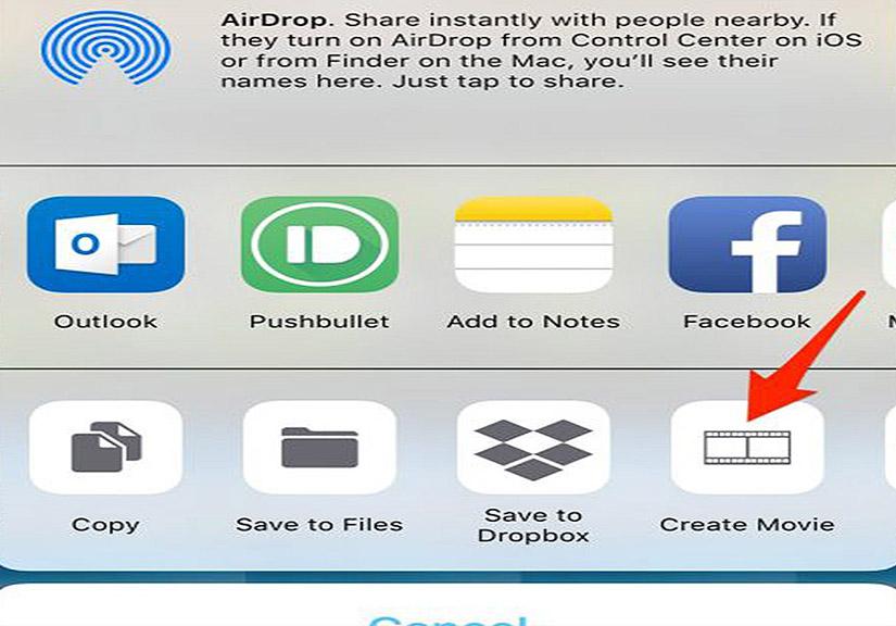 Cách xoay Video trên iPhone bằng một chỉnh sửa đơn giản