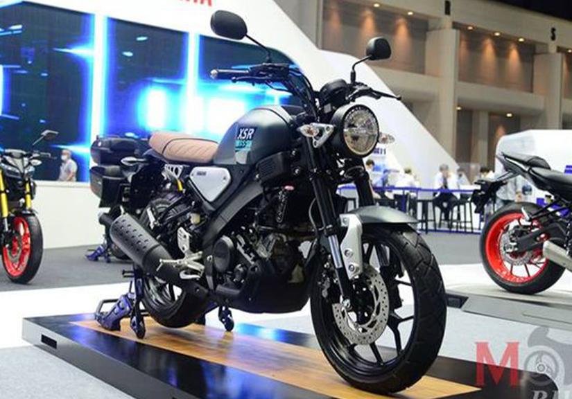 Đàn em của Yamaha Exciter ra mắt: Thiết kế ấn tượng