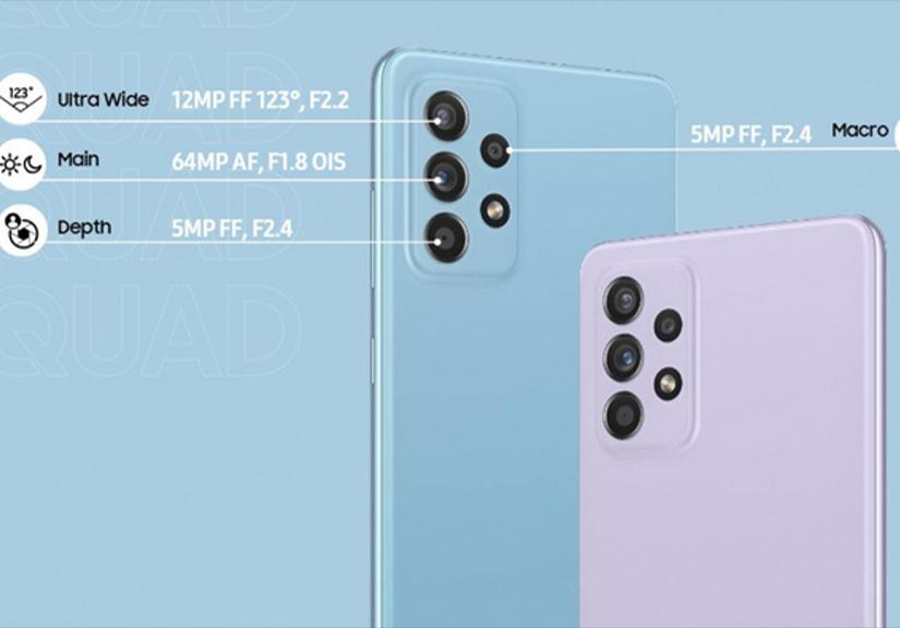 Galaxy A 2021 đã ra mắt: Đột phá cả camera lẫn màn hình, quyết tâm giữ ngôi vương trong phân khúc?