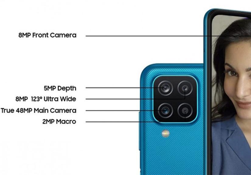 Galaxy M12 ra mắt với màn hình 90Hz, pin 6000mAh, giá từ 3.49 triệu đồng