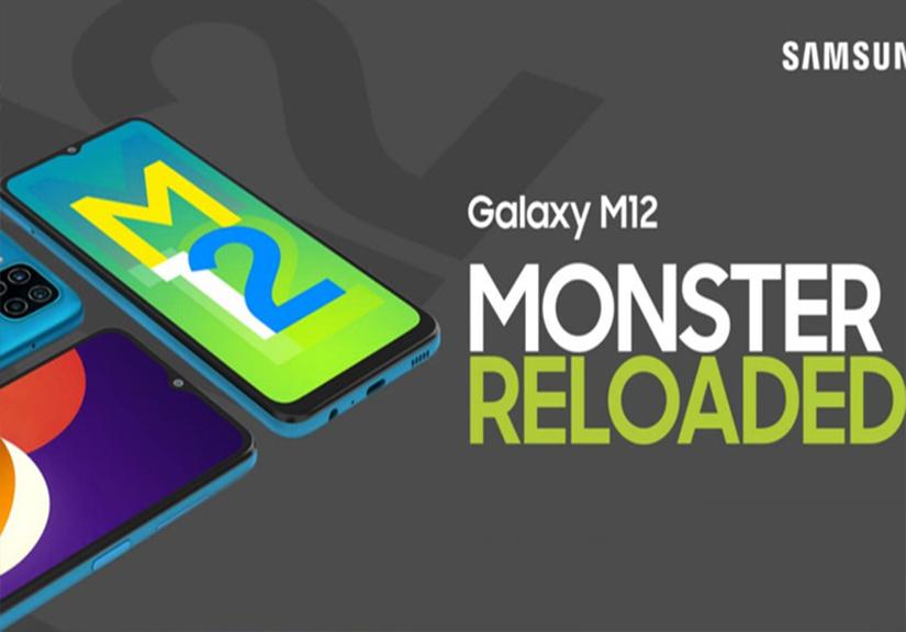 Galaxy M12 sẽ trang bị màn hình 90Hz, giá dưới 4 triệu đồng, ra mắt ngày 11/3