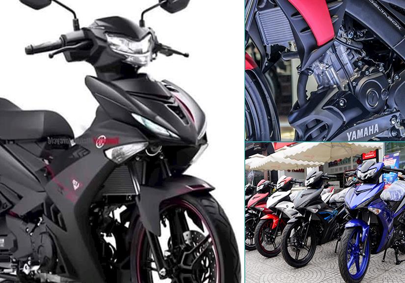 Giá xe Yamaha Exciter chạm ngưỡng kỷ lục sau Tết