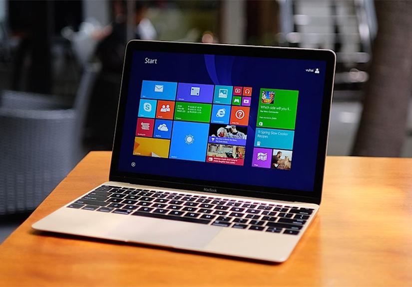 Hướng dẫn cài windows 10 trên Macbook bằng USB mới nhất