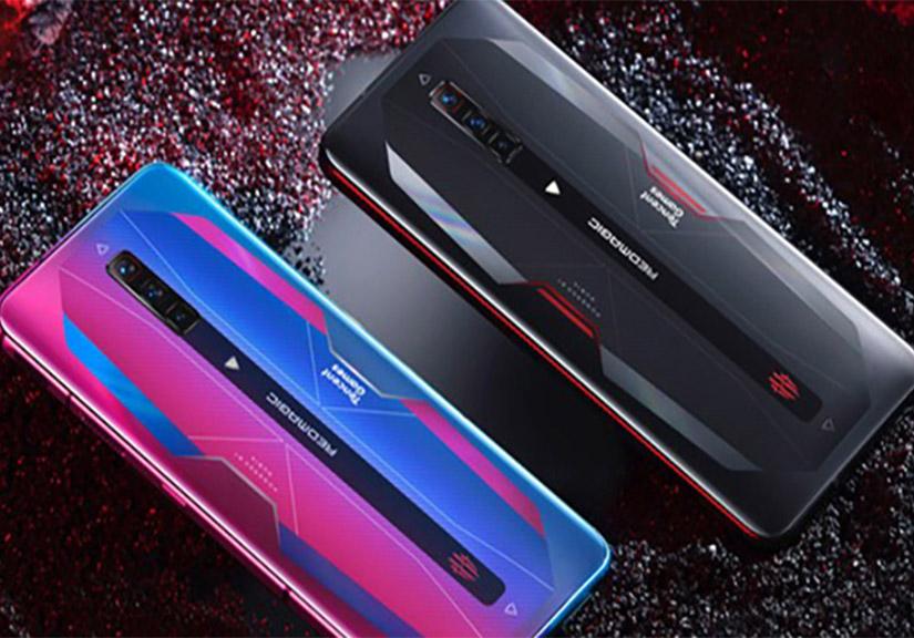 Nubia RedMagic 6/6 Pro ra mắt: Snapdragon 888, màn hình 165Hz, giá từ 13.5 triệu