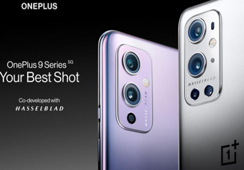 OnePlus 9 và 9 Pro ra mắt: Nâng cấp màn hình, hiệu năng và camera