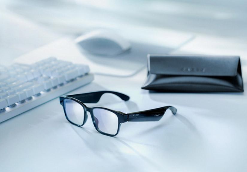 Razer ra mắt kính thời trang: Có thể chặn 35% ánh sáng xanh và 99% tia UV, tích hợp loa bên trong, không có đèn RGB, giá 200 USD