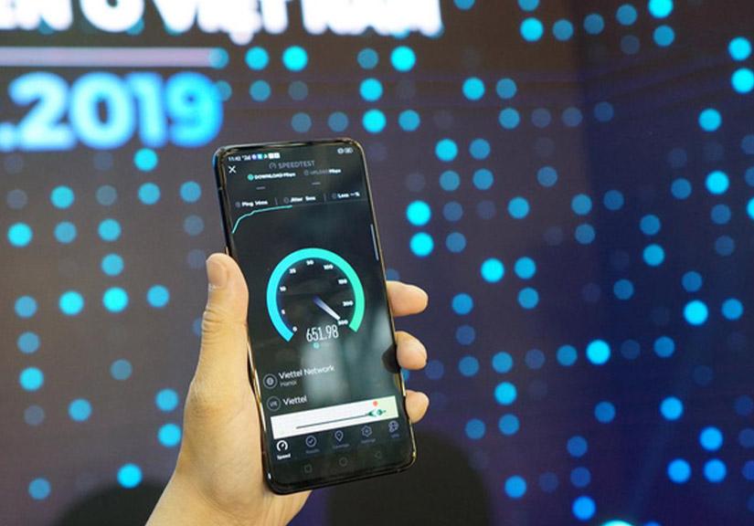Reno5 - smartphone top bán chạy nhất thị trường tháng 1/2021 tung phiên bản 5G mới nhất