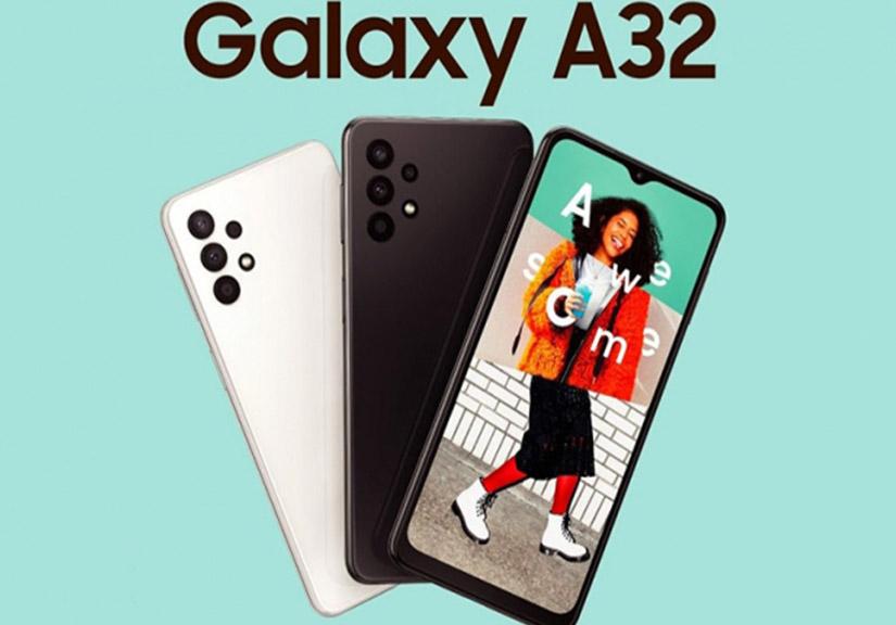 Samsung Galaxy A32 ra mắt: Smartphone sở hữu màn hình 90Hz, giá chỉ 7 triệu đồng