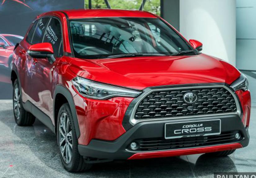 Toyota Corolla Cross phiên bản mới bất ngờ ra mắt: Giá từ 680 triệu đồng