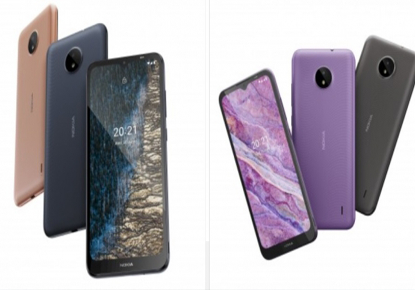 Nokia G20 và G10 ra mắt với pin khủng, Nokia C20 và C10 chạy Android Go siêu nhẹ