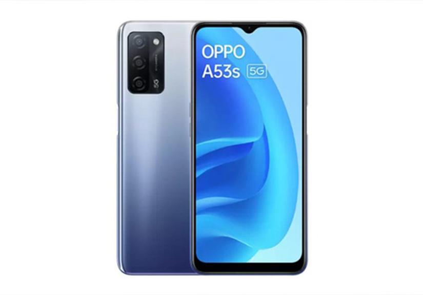 OPPO A53s 5G ra mắt: Dimensity 700, hỗ trợ 5G, pin 5000mAh, giá từ 4.6 triệu đồng