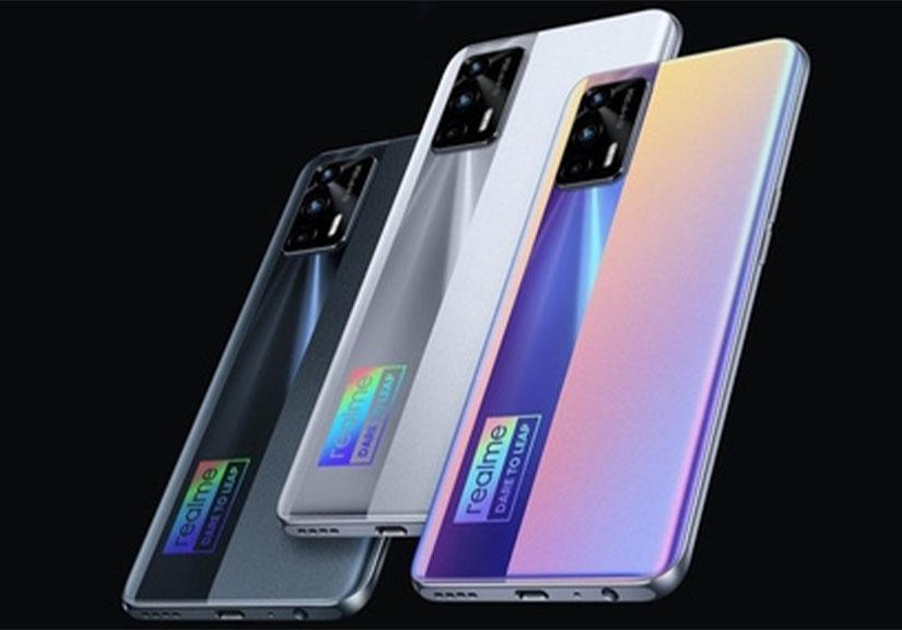 Realme GT Neo ra mắt: Thiết kế không đổi, màn hình AMOLED 120Hz, chip Dimensity 1200, pin 4500mAh, giá từ 6.3 triệu đồng