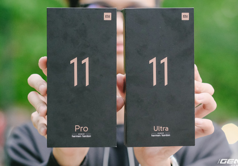 Trên tay Xiaomi Mi 11 Pro và Mi 11 Ultra: Nâng cấp chính về camera và sạc nhanh, bản Ultra có 2 màn hình cực chất, giá từ 20 triệu đồng