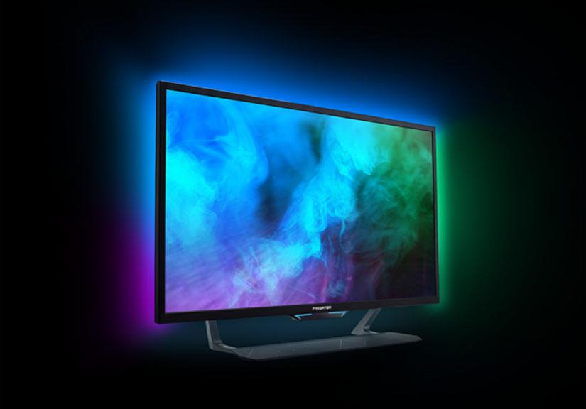 Acer ra mắt ba mẫu màn hình HDR Predator hỗ trợ 'người chơi đa hệ'