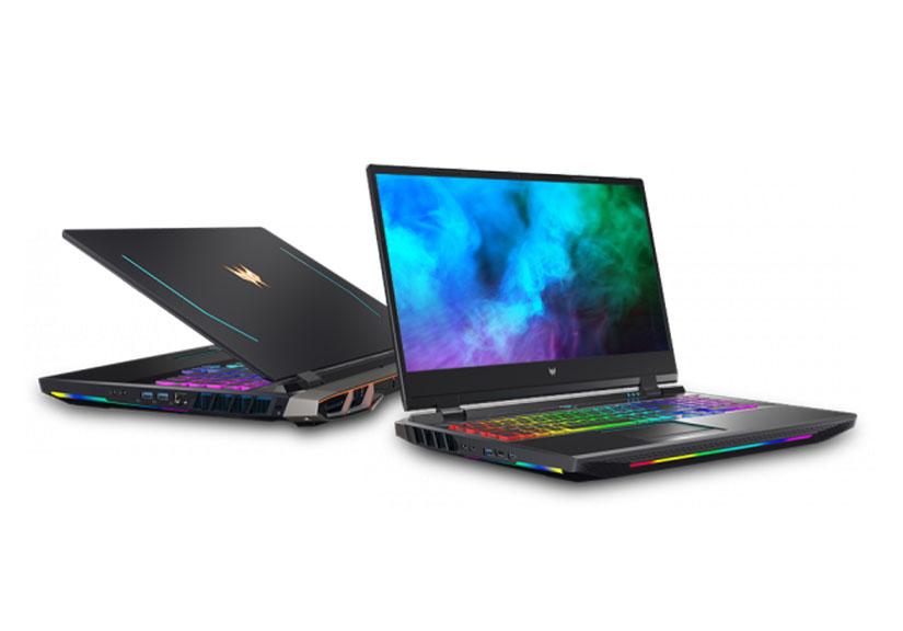 Acer ra mắt hai dòng laptop gaming Predator Triton 500 SE và Predator Helios 500