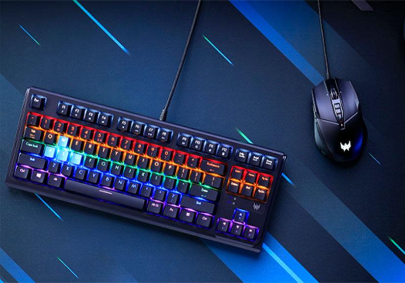 Acer ra mắt chuột gaming Predator Cestus 335 cùng các thiết bị ngoại vi 5G