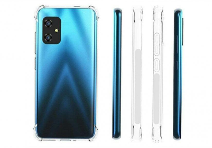 ASUS ZenFone 8 mini lộ thiết kế qua ốp lưng