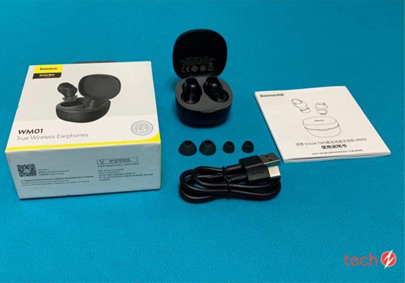 Đánh giá tai nghe không dây Baseus WM01: Chất âm ổn định, phù hợp nhiều máy, giá từ 239.000 đồng