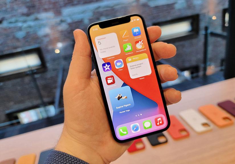 Apple được cho là đã dừng sản xuất iPhone 12 mini
