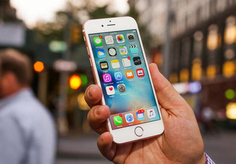 Apple tung bản cập nhật cho iPhone 6 trở xuống