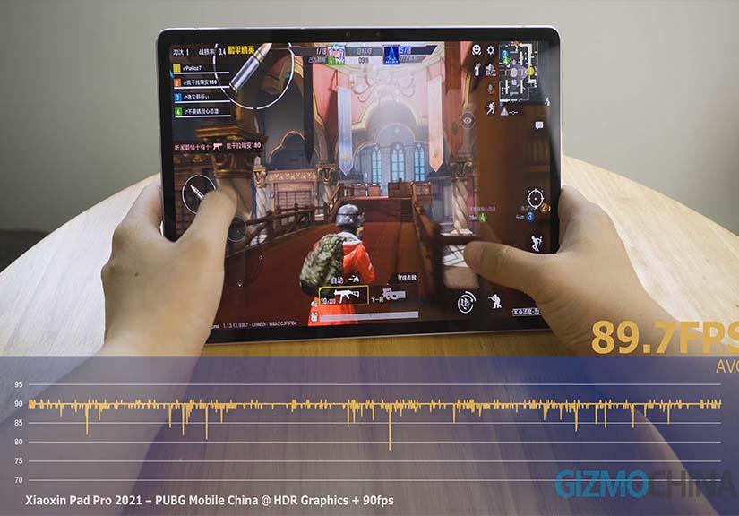 Đánh giá Lenovo Xiaoxin Pad Pro 2021: 'Đối thủ' đáng gớm của iPad Air