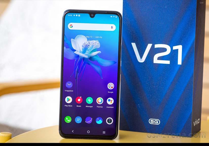 Đánh giá Vivo V21 5G: Thiết kế đẹp, chơi game ở mức trung bình, phù hợp với Tiktoker