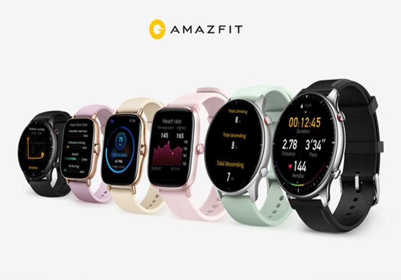 """Khám phá Amazfit: Đồng hồ thông minh mang sứ mệnh """"Nâng cao sức khỏe cùng công nghệ"""""""