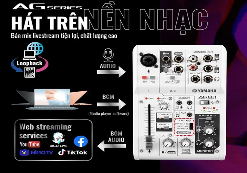 Lựa chọn mới cho người yêu công nghệ và âm nhạc – thiết bị tích hợp USB Interface từ Yamaha