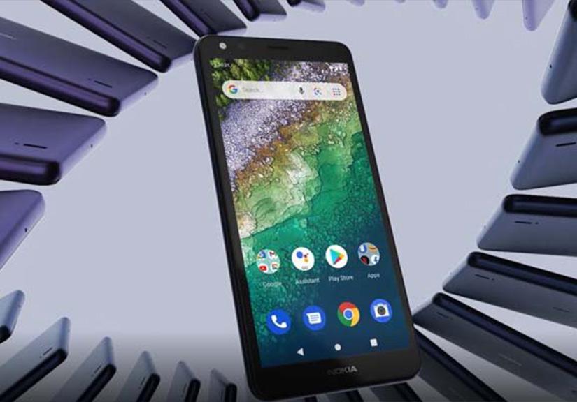 Nokia C01 Plus ra mắt: Chạy hệ điều hành Android 11 Go, hỗ trợ 2 SIM, giá 2 triệu đồng